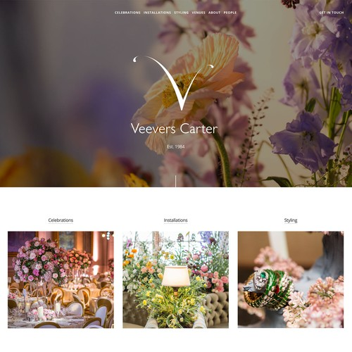 Veevers Carter Floral Design & Events