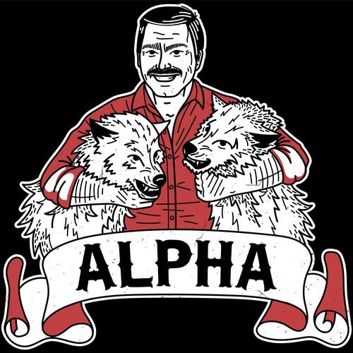Alpha - Old School Design
