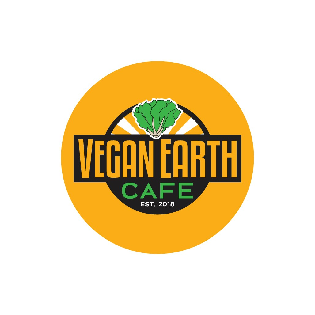 Design a MEDITERRANEAN and plant based logo for Vegan Earth Cafe