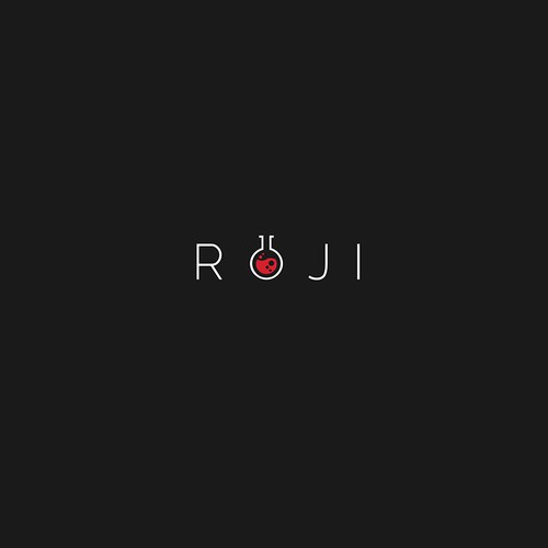 Logo concept for Roji