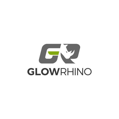 glow rhino