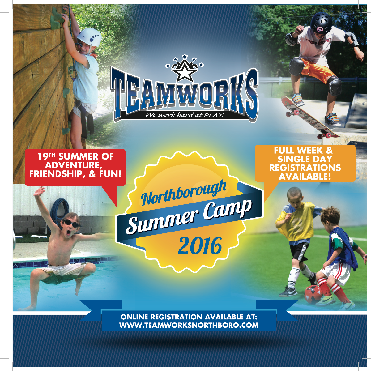 Northborough - Summer Camp Brochure
