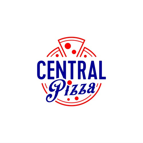 Central Pizza Logo