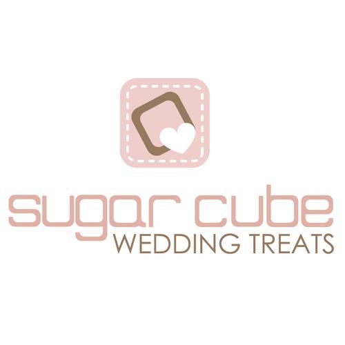 Sugar Cube Wedding Treats needs a new logo