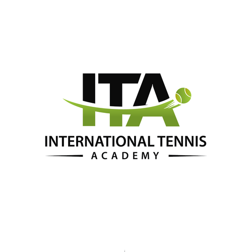 Logo for International Tennis Academy
