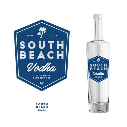 South Beach Vodka