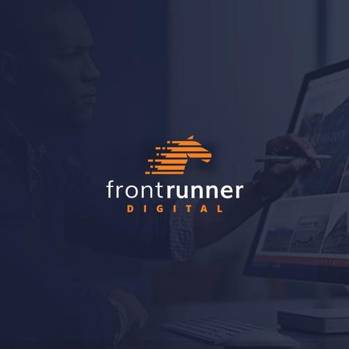 Logo design for a web based agency delivering top notch digital marketing solutions