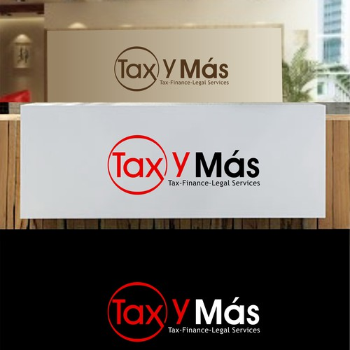 TAX Service business - Modern-High End Logo