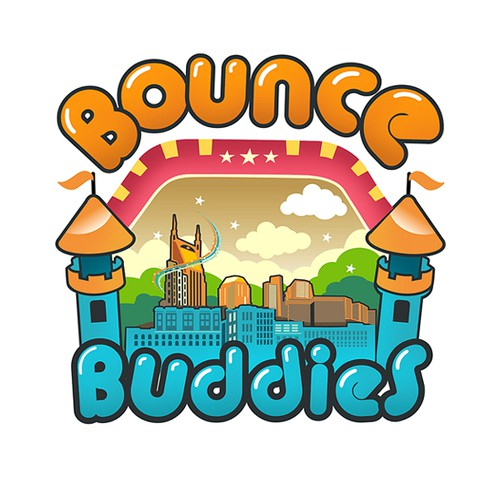 logo for Bounce Buddies