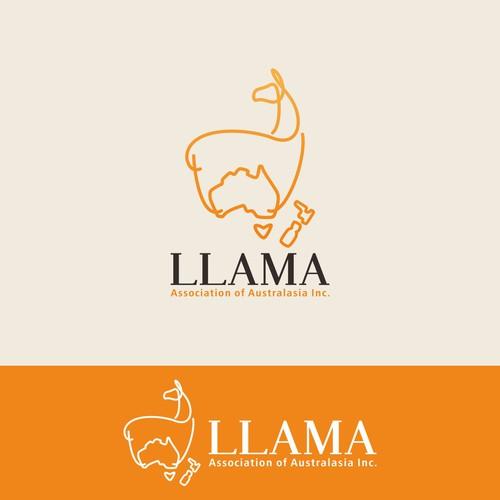 Logo for Australasia LLama Association