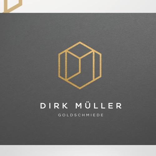 Dirk Muller - Logo Design