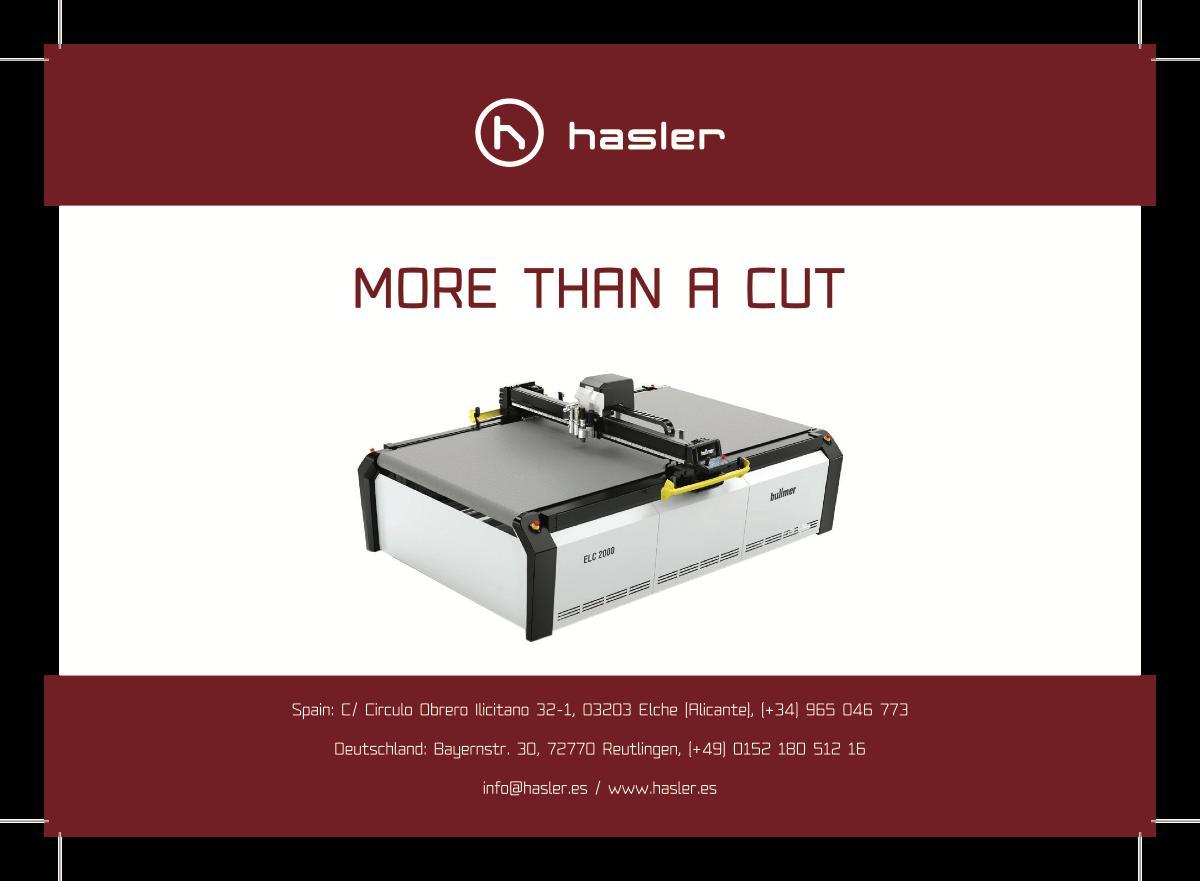 Hasler Magazine AD