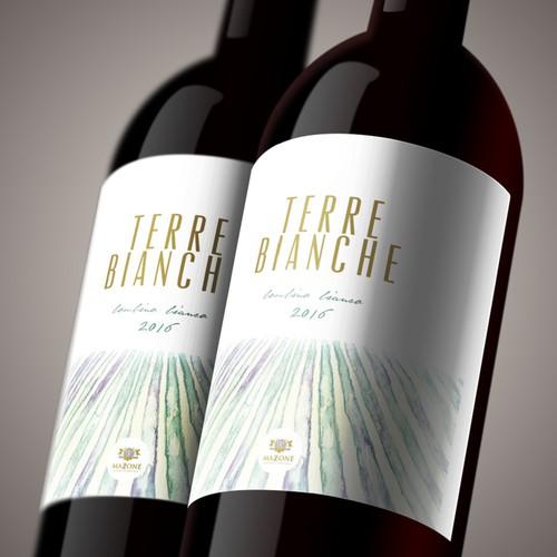 Etichetta Vini Mazzone