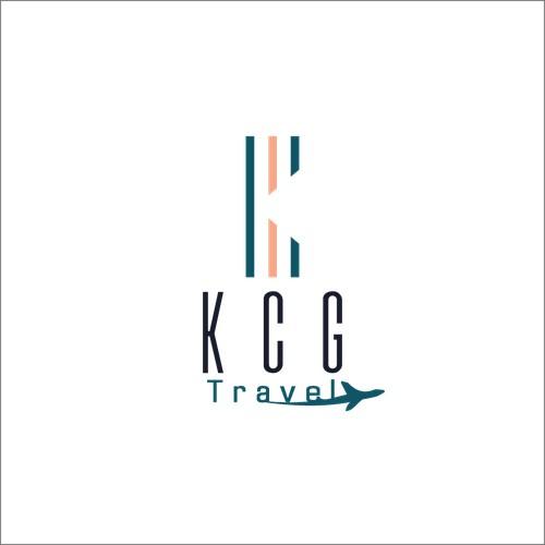 Modern logo for travel