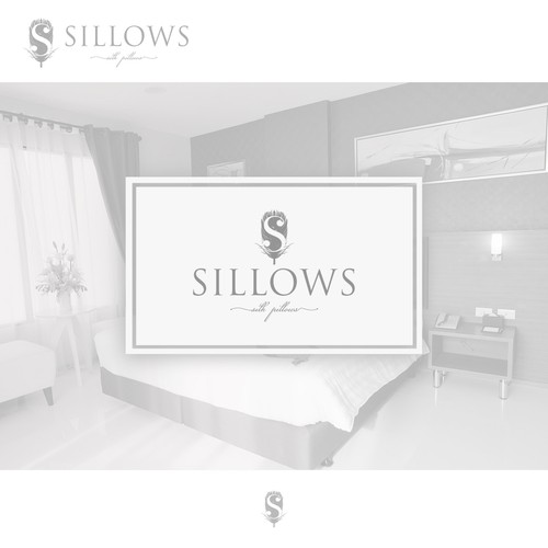 Logo design for Silk Pillow
