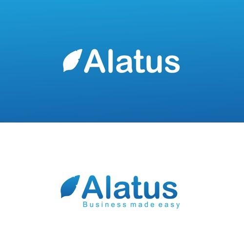 Simple memorable logo for Alatus