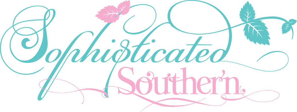 logo for Sophisticated Southern