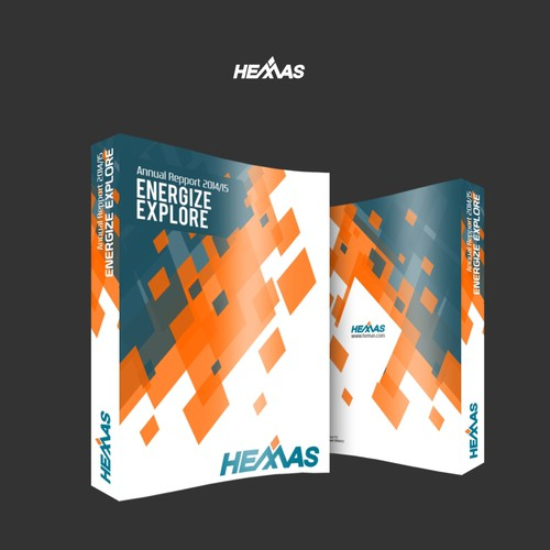 Design a great Annual Report for a respected company