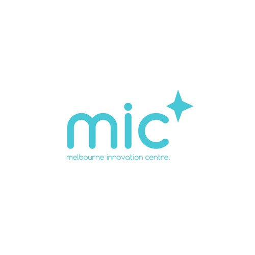 Logo concept for Melbourne Innovation Centre