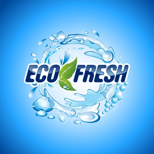 Help ECO FRESH with a new logo