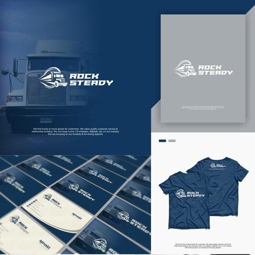 Design a fun & eye catching trucking/shipping illustration