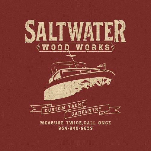 SALTWATER WOOD WORKS