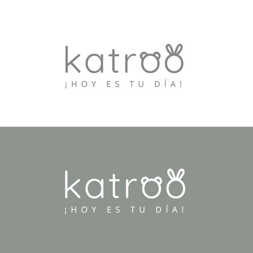 Logotipo tienda artículos para bebés
