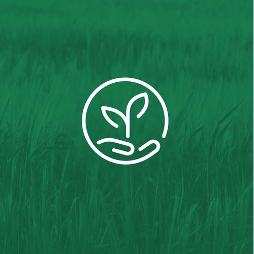 Organic Farming Logo