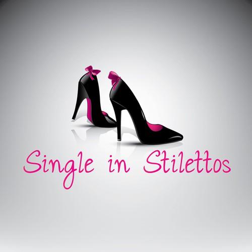 New Logo for: Single in Stilettos