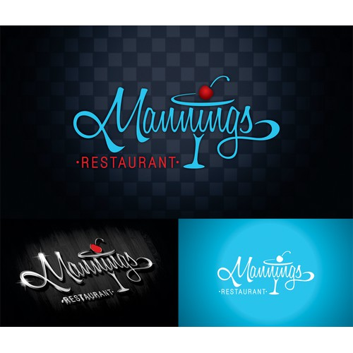 Help Mannings  with a new logo
