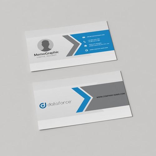 Business Card Design 006