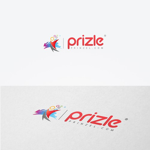 Prizle Logo Design