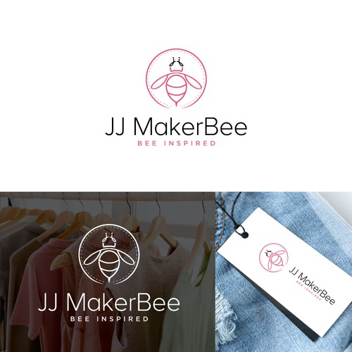 JJ Maker Bee Logo