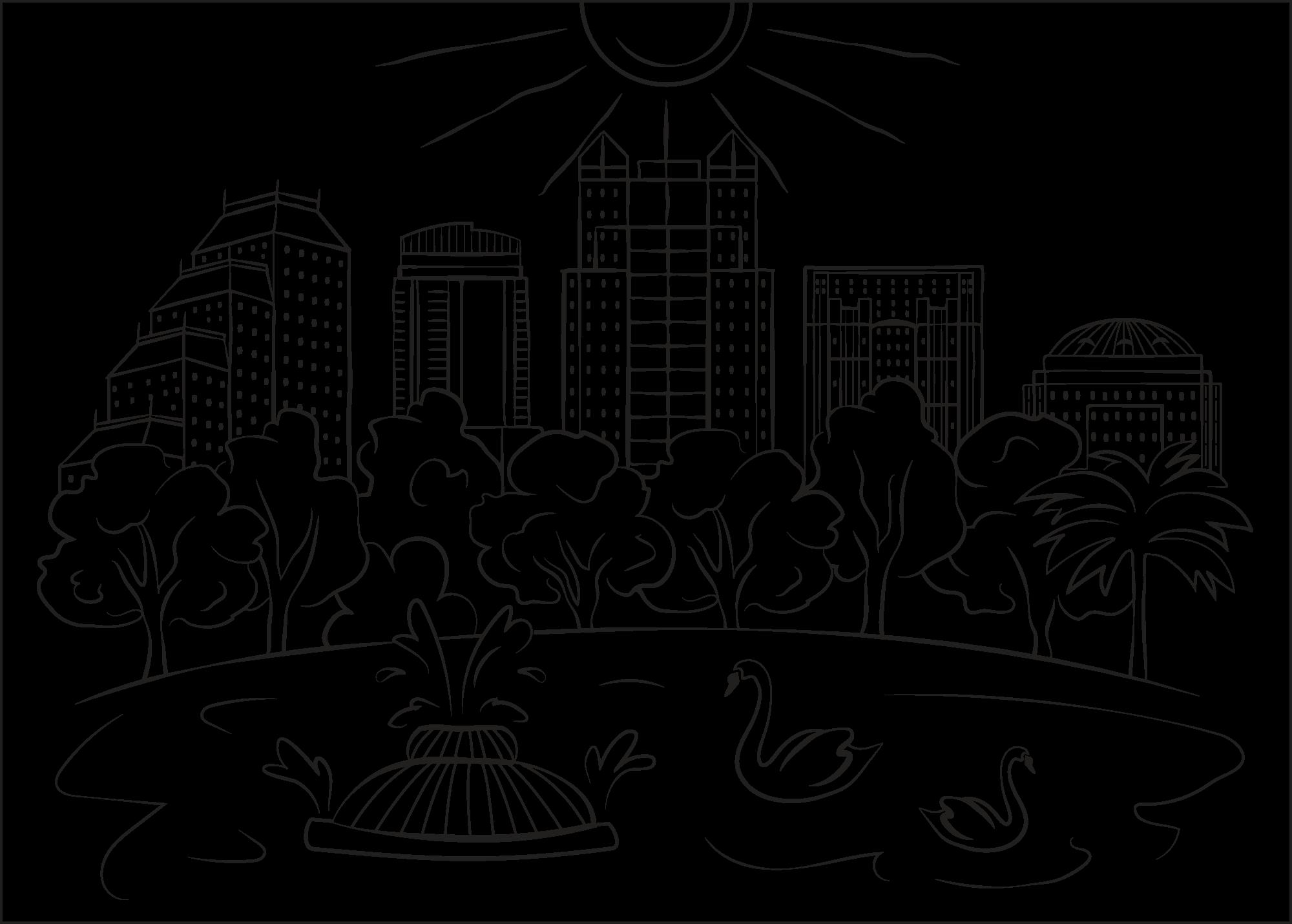 Orlando Land Trust - Certificate Illustration