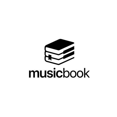 Music Book Logo