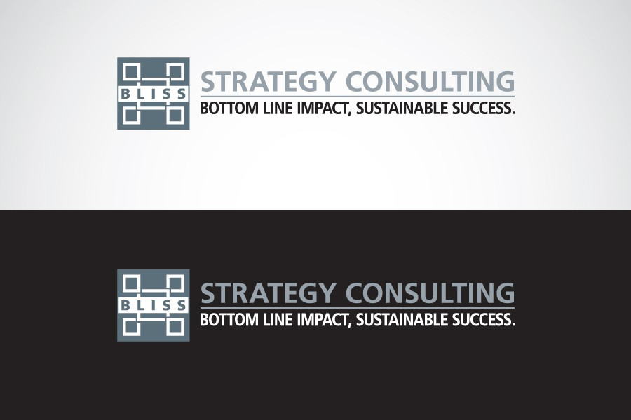 New logo wanted for BLISS Strategy Consulting
