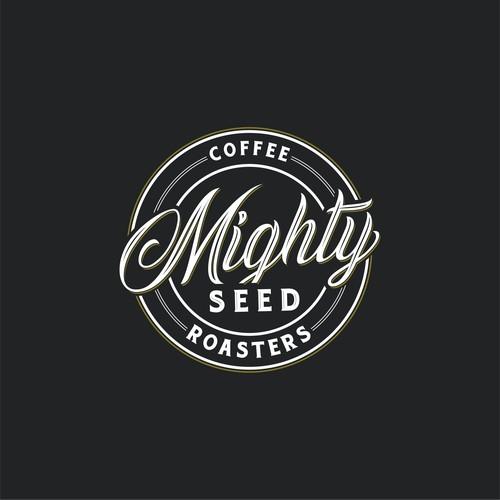 Coffe roaster logo
