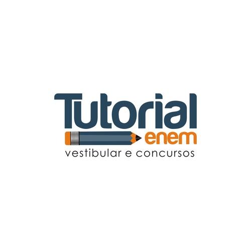 logo for Tutorial ENEM