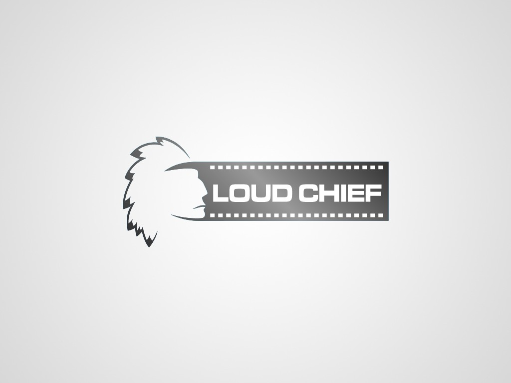 Help loud chief with a new logo