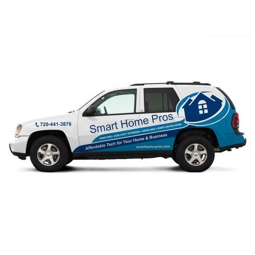 Smart Home Pros Wrap
