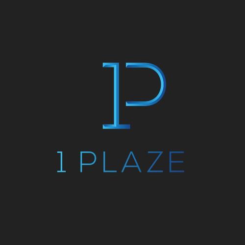 Logo for 1 PLAZE