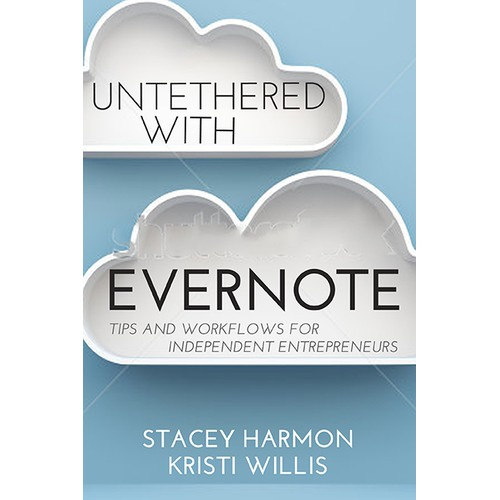 Book Cover for Untethered With Evernote