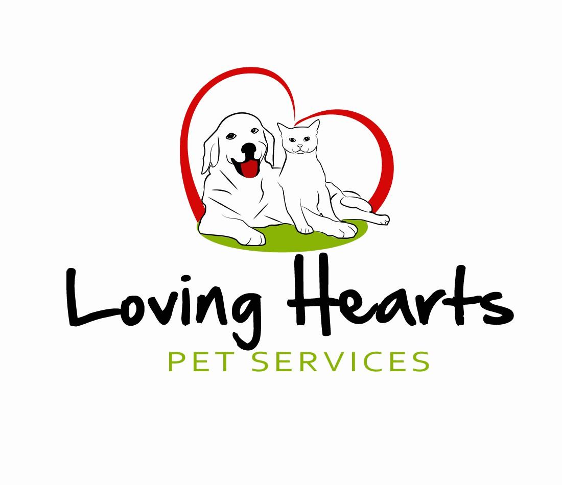 Loving Hearts Pet Services needs a new logo