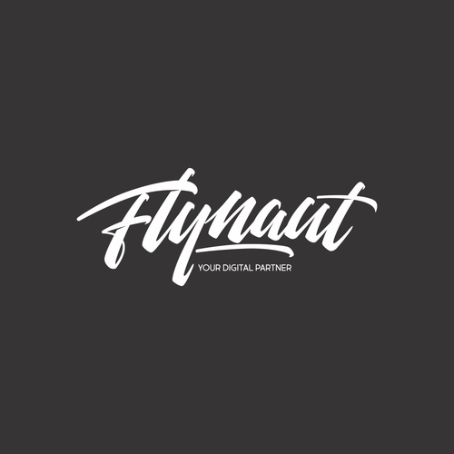 concept logo for flynaut