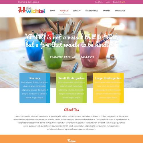 Winning Design For A Children's Nursery