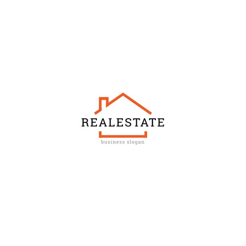 Realestate Logo For Sale