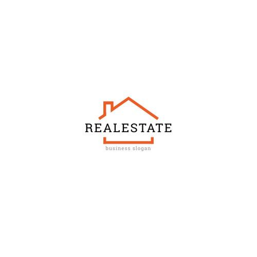 Realestate Logo For Sale