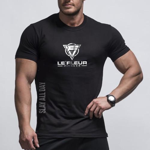 LE FLEUR T-Shirt Design