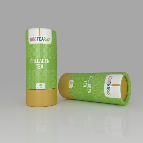 Designer Required - Tube Packaging - Tea Brand