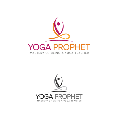 Create the symbol or image that captivates the Mastery of Being a Yoga Teacher. Its all about WISDOM